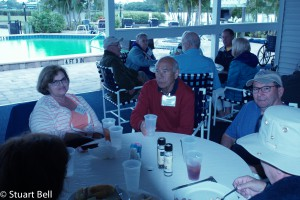 Saturday lunch and Summer Paradise w Roy Eaton-6
