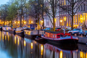 Amsterdam at night-6