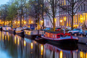 Amsterdam at night-6
